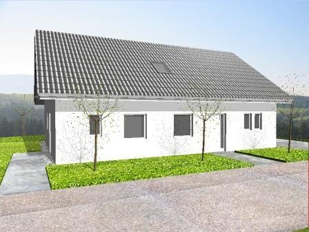 haustyp mehrgenerationen wohnhaus einfamilienhaus mit einliegerwohnung haustypen iwl. Black Bedroom Furniture Sets. Home Design Ideas